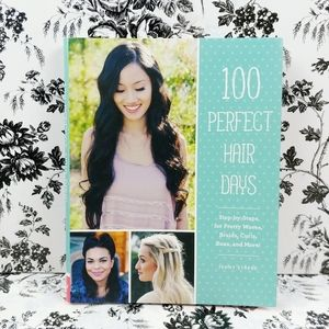 100 Perfect Hair Days by Jenny Strebe book